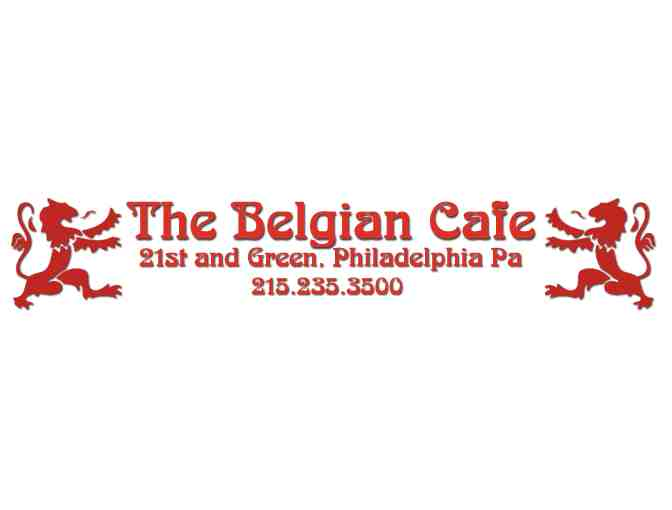 Gift Certificate to the Belgian Cafe