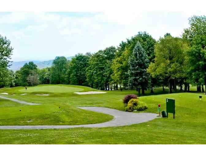Golf for Two at Seven Springs Mountain Resort