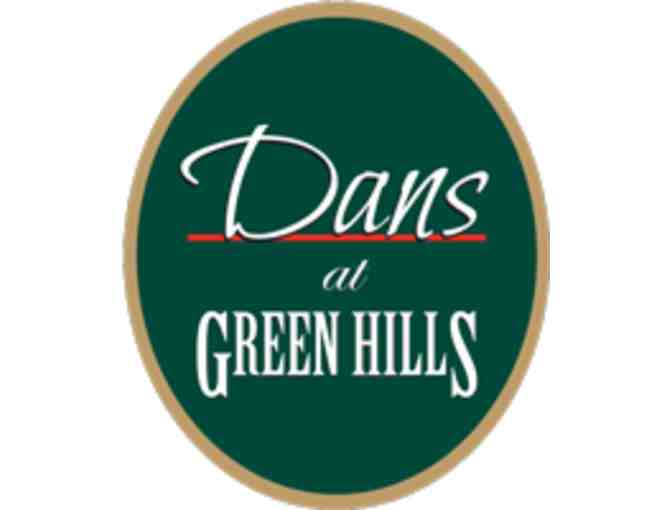 Dans at Green Hills Gift Card