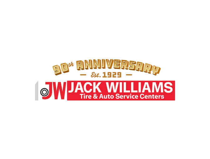 Jack Williams Tire & Auto Oil Change