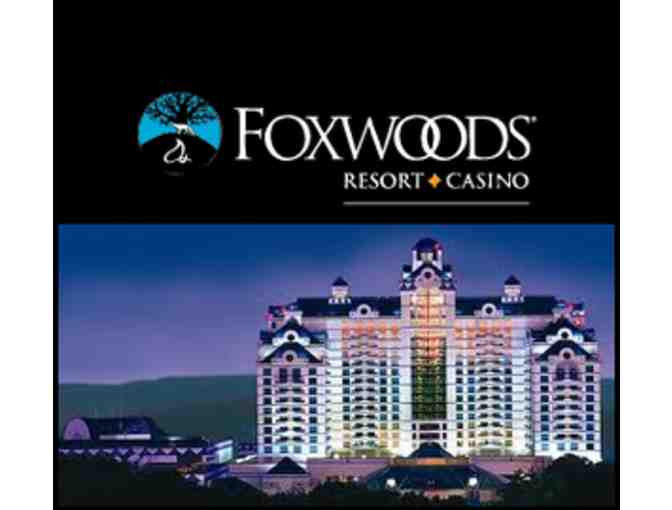Dinner at Foxwoods