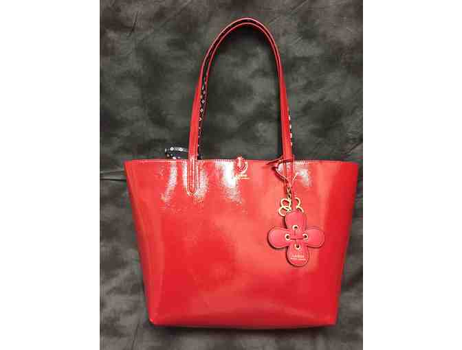 Ralph Lauren Red Purse