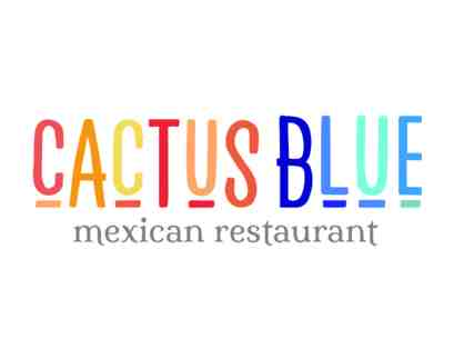 Cactus Blue $25 Gift Card with Wine