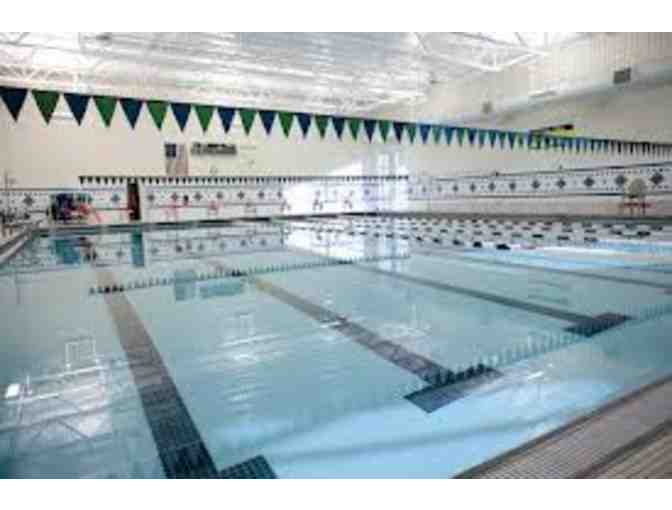 Seven-Visit Fitness Program or 1-Session Swim School Program at the Rodale Aquatic Center