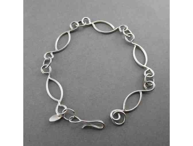 Silver Bracelet (hand-crafted)
