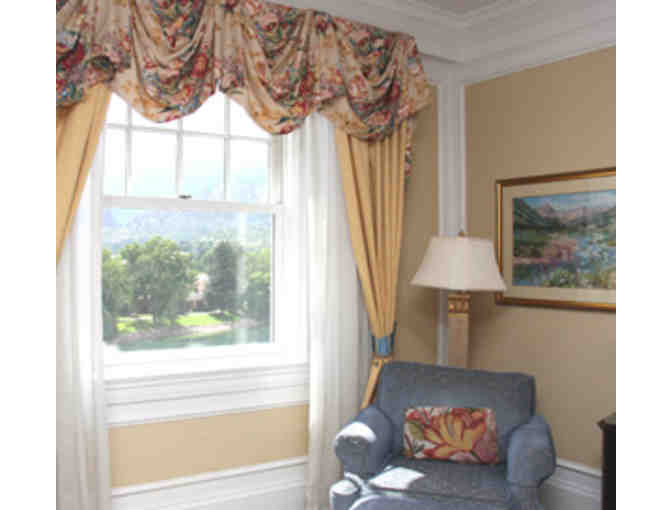 Broadmoor Bed & Breakfast Package