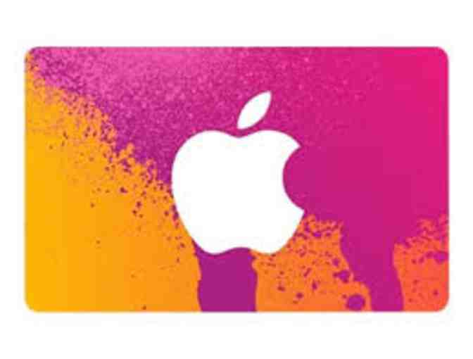 $50.00 iTunes Gift Card - Photo 1