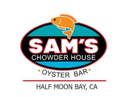 Sams Chowder House