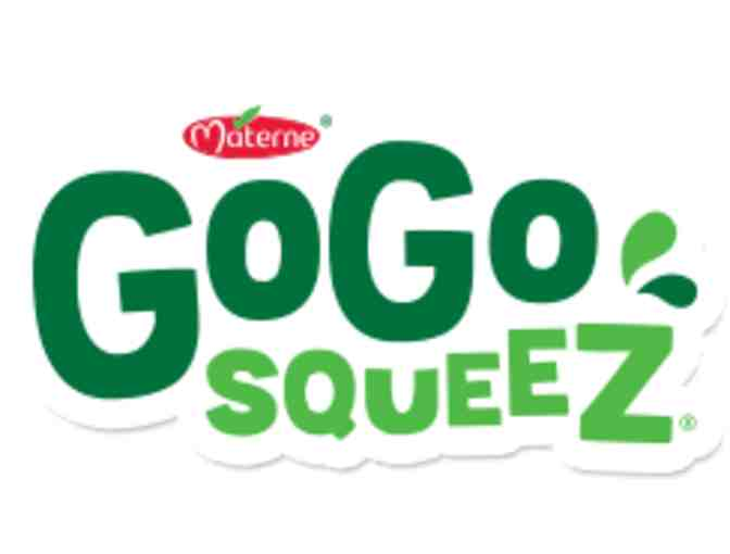 1 case of GoGo squeeZ Applesauce - Photo 1