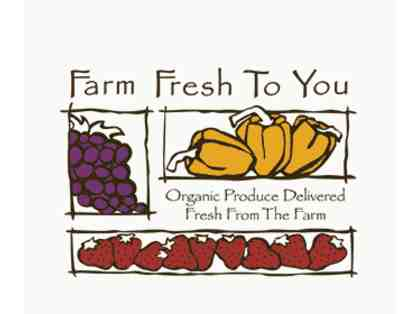 $35 Gift Certificate to Farm Fresh to You