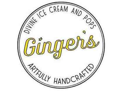 $25 Gift Certificate to Ginger's Divine Ice Cream