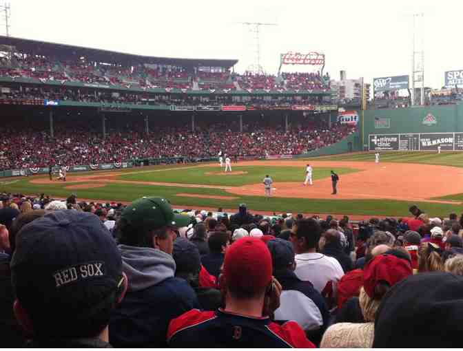 Boston Red Sox vs. Kansas City Royals (4 Tickets) - Friday July 28, 2017