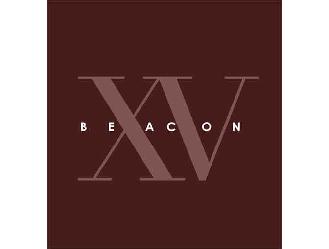 XV Beacon Hotel - One Night Stay in an Executive Classic room