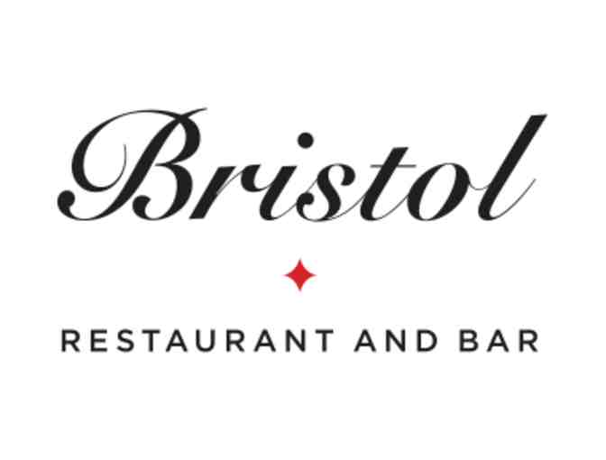 Bristol Restaurant & Bar - A Dinner for Two