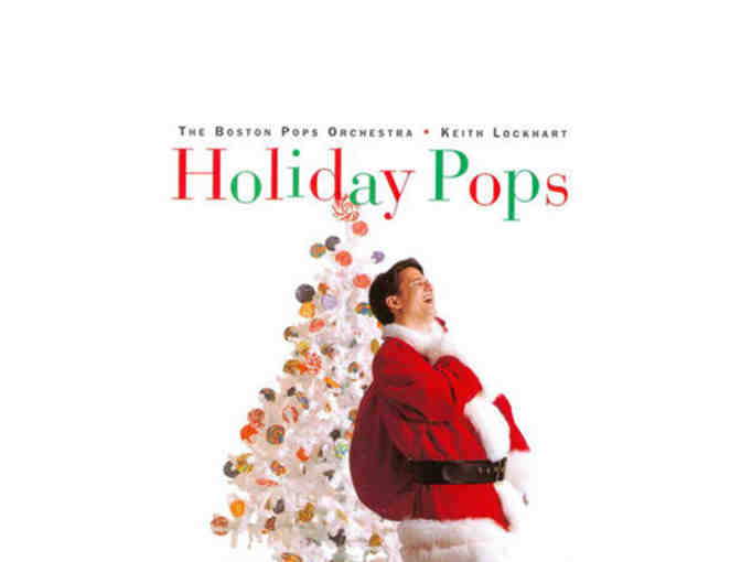 Holiday Pops and Meet Keith Lockhart!