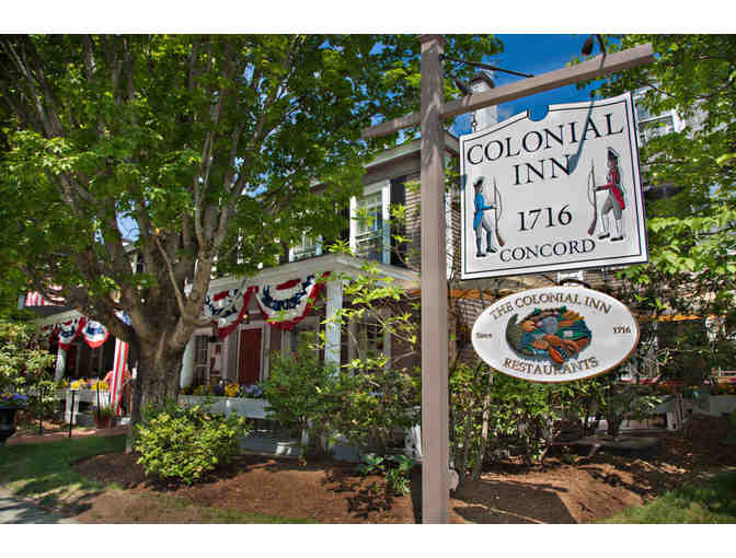 Concord's Colonial Inn - Sunday Brunch for Four