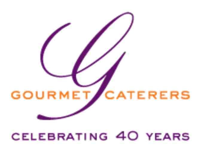 Gourmet Caterers Three-Course Dinner for Six Guests