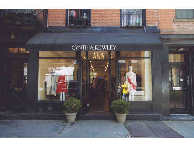 Cynthia Rowley Private Shopping Party