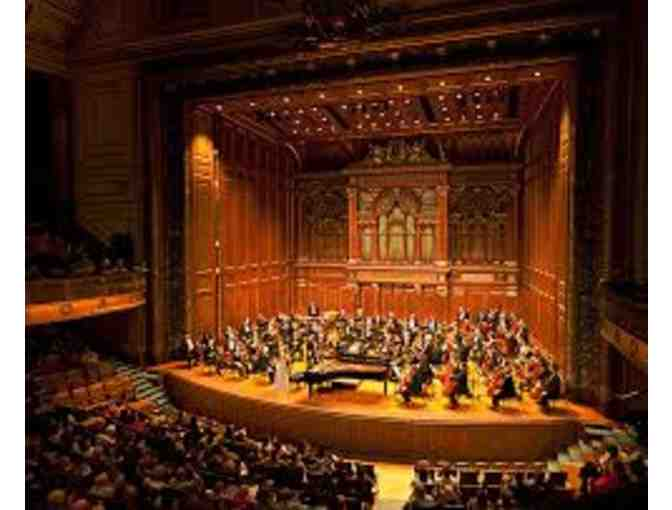 Boston Philharmonic Concert, 2020-2021 Season - Two A-level Tickets - Photo 1