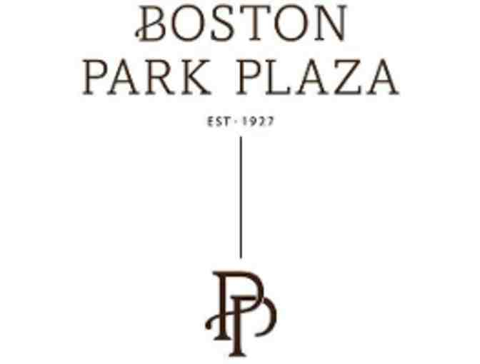 Boston Park Plaza - One Night Stay in a Deluxe Room and Breakfast for two - Photo 3