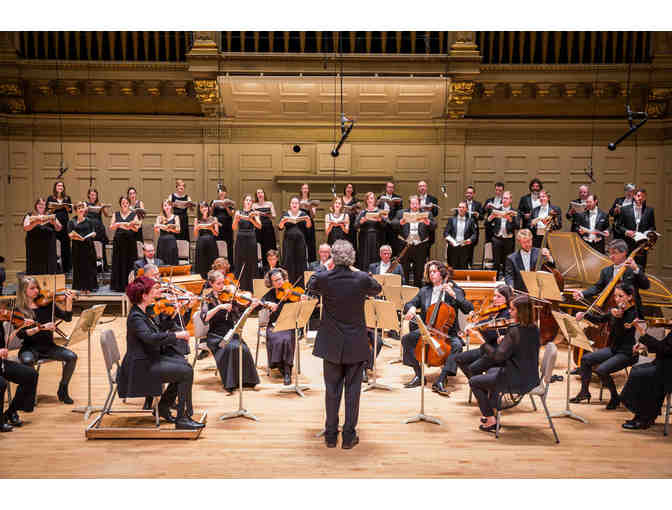 Handel + Haydn Society - Two Ticket Vouchers to 2020-2021 season performance - Photo 1