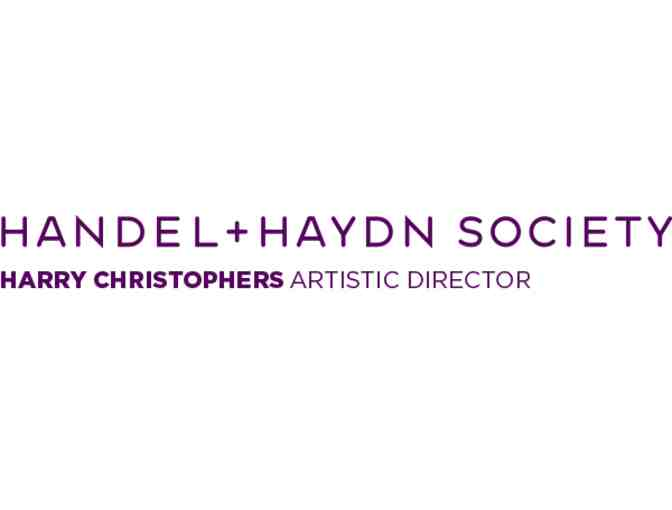 Handel + Haydn Society - Two Ticket Vouchers to 2020-2021 season performance - Photo 2