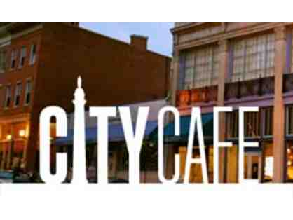 $100 Gift Card from City Cafe (1 of 5)