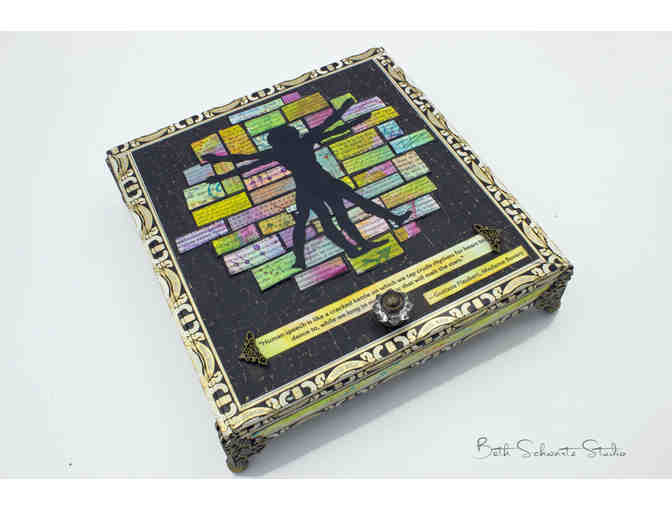 Babel Treasure Box by Beth Schwartz - Photo 1
