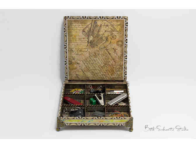 Babel Treasure Box by Beth Schwartz - Photo 3
