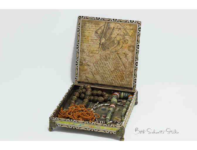 Babel Treasure Box by Beth Schwartz - Photo 4