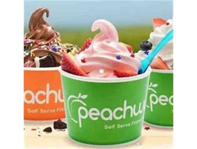 $15 Peachwave Gift Card - Photo 1