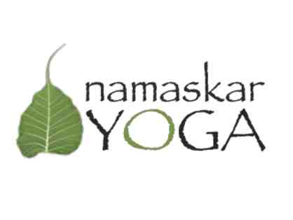 10 Classes at Namaskar Yoga
