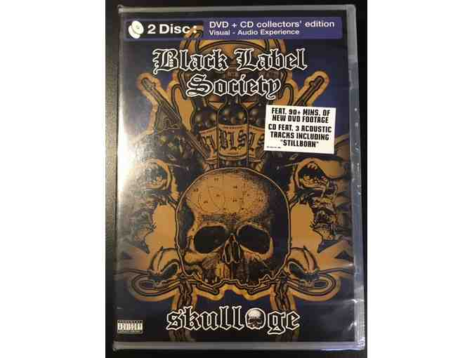 BLACK LABEL SOCIETY DVD, CD combo