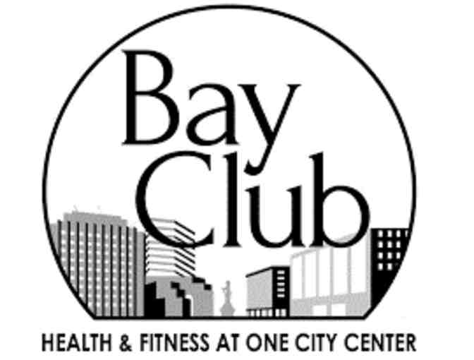 BAY CLUB one year membership-One City Center