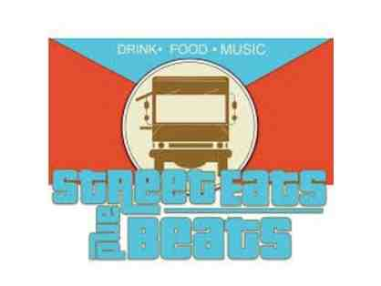 4 Tickets to Street Eats and Beats 2020
