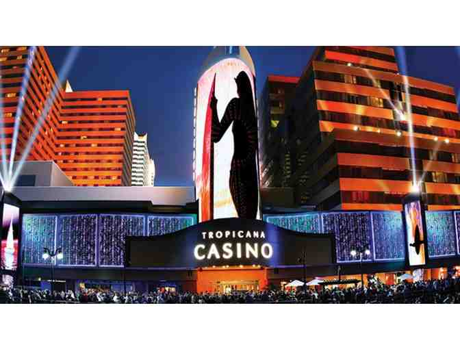 (1) Tropicana Casino & Resort - Atlantic City, NJ