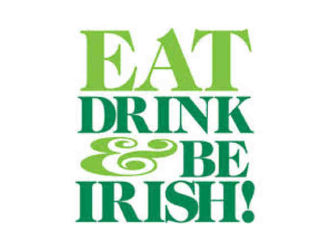 Blarney Blast! Saturday, March 18th: Limited Spaces Still Avail- only 2 days left!
