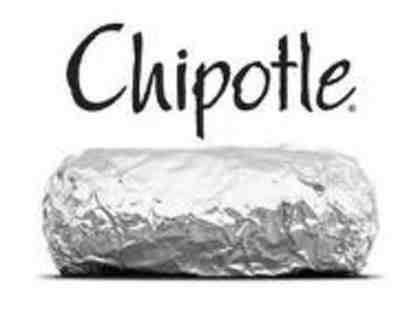 Chipotle - $15 Gift Card