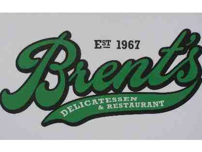 $50 Brents Deli Gift Card