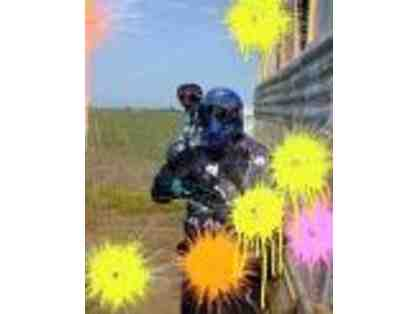 Paintball USA - 12 Discount Paintball Game Passes
