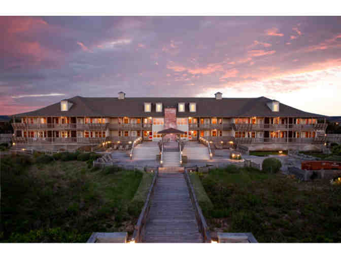 Sanderling Resort One Night Stay For Two