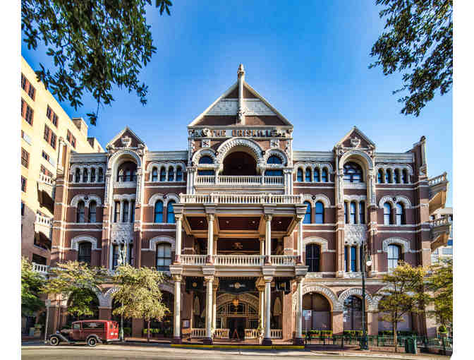 The Driskill Hotel One Night Stay and Breakfast for Two