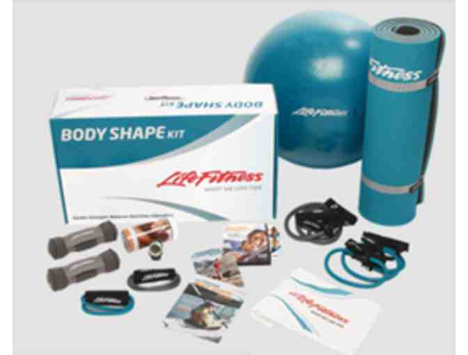 LifeFitness Body Shape Kit