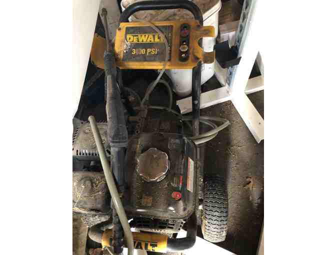 DeWalt 3400psi Pressure Washer