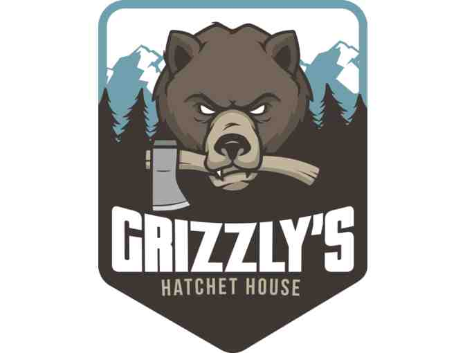 Grizzly's Hatchet House - 4 tickets - Photo 1