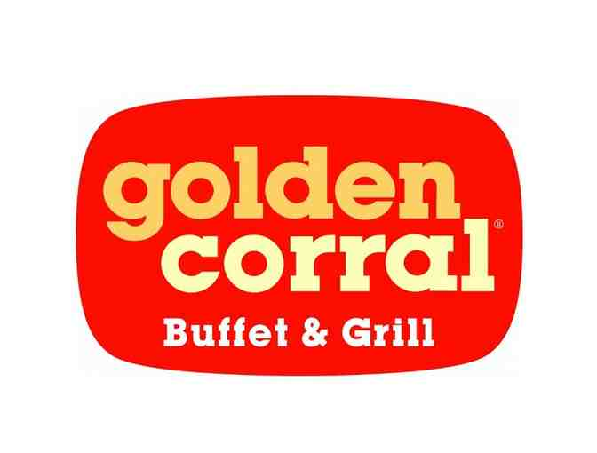 5 $10 Golden Corral Gift Certificates - Photo 1