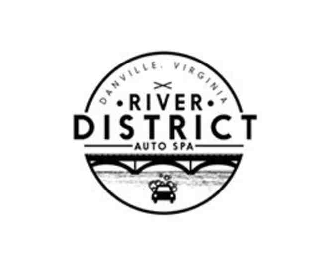 $50 Gift Certificate for River District Auto Spa - Photo 1