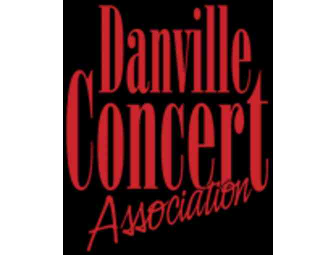 2 Season Tickets for 2020 - 2021 Danville Concert Association - Photo 1