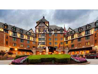 2-Night Stay for 2 at the Hotel Roanoke