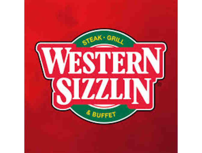 5 $10 Gift Certificates for Western Sizzlin' - Photo 1